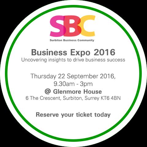 Surbiton Business Expo 2016